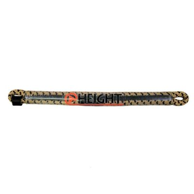 At height stiff tether for rope wrench zk-2
