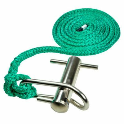Notch large stainless steel portawrap & 16ft eye sling up to 3/4in